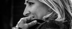 Lilian Marijnissen lijsttrekker SP politiek portretfotograaf Rianne Noordegraaf